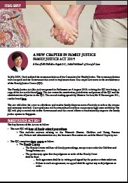 image of pdf: a new chapter in family justice
