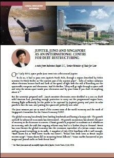 image of pdf: jupiter,juno and singapore as an international centre for debt restructuring